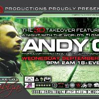 The 3D Takeover - ANDY C: Main Image