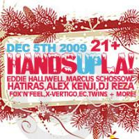 Hands Up LA :Electric Holiday: Main Image