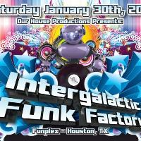 Intergalactic Funk Factory: Main Image