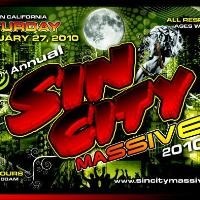 Sin City Massive 2010: Main Image