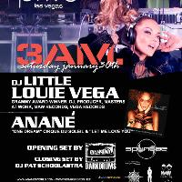 3AM: Louie Vega & Anane: Main Image