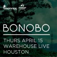 Bonobo (live) w/ Yppah: Main Image