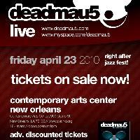 Deadmau5 (live): Main Image