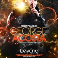 George Acosta VIP No Line 3 AM: Main Image