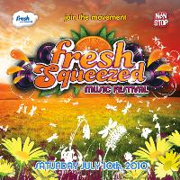 FRESH SQUEEZED 2010!: Main Image