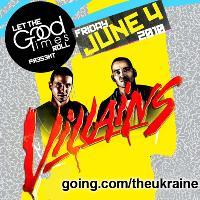 THE UKRAINE W. VILLAINS: Main Image
