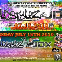 HDN Presents: Wildstylez & JDX: Main Image