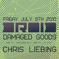 Droid presents Chris Liebing: Main Image