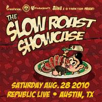 Slow Roast Records Showcase: Main Image