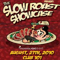 Slow Roast Tour: Main Image