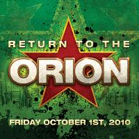 Return To The Orion: Main Image