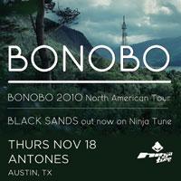 BONOBO (Live)  w/ Tokimonsta: Main Image