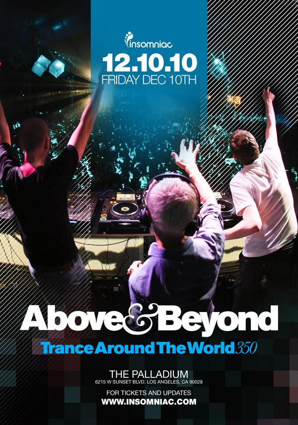 Above & Beyond - Trance Around The World 350