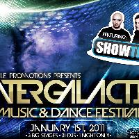 SHOWTEK // INTERGALATIC: Main Image