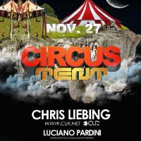 Circus Tent with Chris Liebing: Main Image