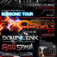 Excision: Subsonic Tour: Main Image
