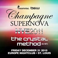 Champagne Supernova NYE 2011: Main Image
