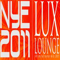 NYE 2011 at LUX: Main Image