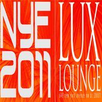 NYE 2011 at LUX: Main Image