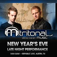 Tritonal - Late Night NYE: Main Image