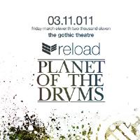 Reload :: Planet of the Drums: Main Image