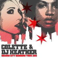 Colette and DJ Heather: Main Image
