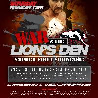 WAR IN THE LIONS DEN: Main Image