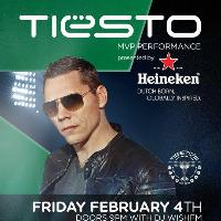 TIESTO AT Ghostbar Dallas: Main Image