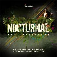 Nocturnal Festival Texas 2011: Main Image