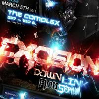 SubSonic Tour: Excision: Main Image