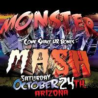MONSTER MASH: Main Image