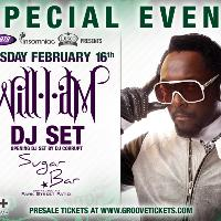 Will.I.Am DJ Set: Main Image