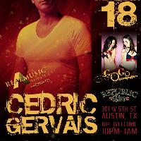 Cedric Gervais At Republic: Main Image