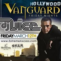 Vanguard Fridays - DJ Vice: Main Image