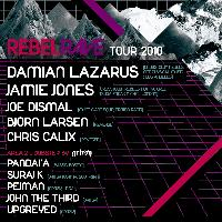 Rebel Rave Tour 2010: Main Image