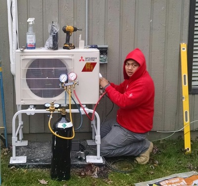 Compressor setup wailin phyo of snug planet