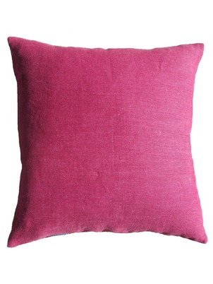 Flower Blossom Pink Chiapas Pillow