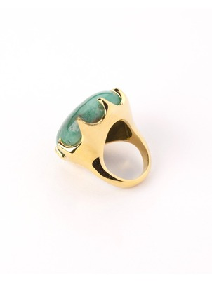 Emerald Stella Ring