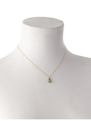 Emerald Juana Necklace