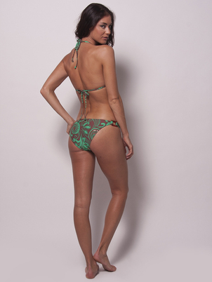 Jungle Print Bikini