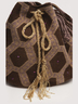 Small Brown Mochila