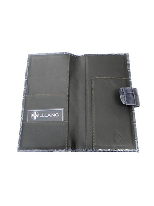 Blue Document Holder