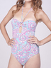 Bandeau One Piece Pai