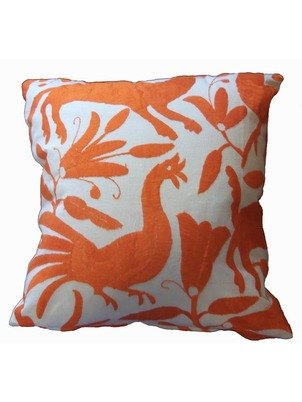 Orange Otomi Pillow
