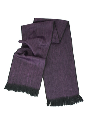 Alpaca Scarf Decadent Plum