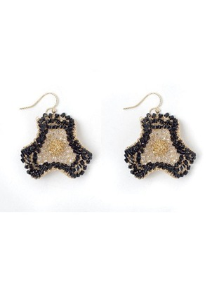 Handmade Buttercup Earrings
