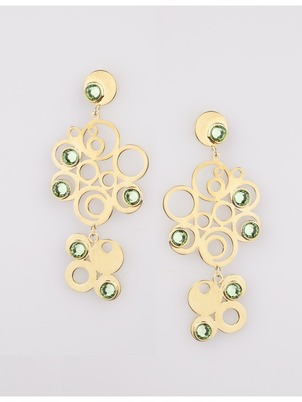 Green Mayte Earrings