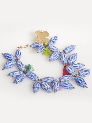 Clover Barrel Bracelet