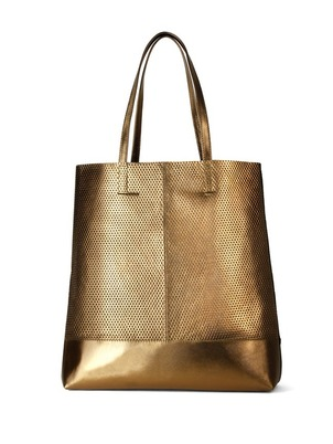 Leather Tote Bag Cooper