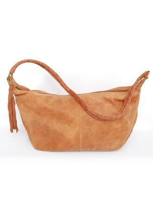 Tan Agatha Bag